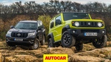 2019 Suzuki Jimny offroad 4x4 review Can it take on a Land Cruiser Autocar