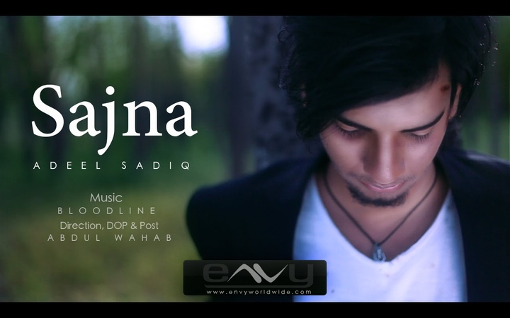 Sajna Adeel Sadiq Feat. Bloodline [Official HD Music Video]