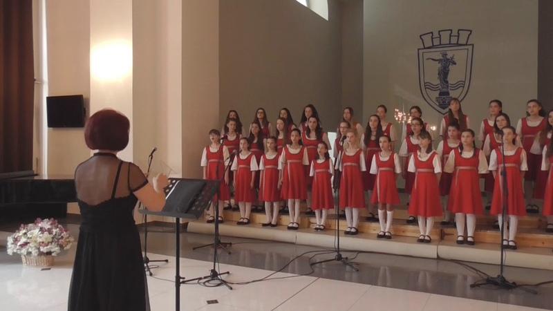 Choir Dunavski valni - Бре Петрунко (Bre Petrunko), Филип Кутев
