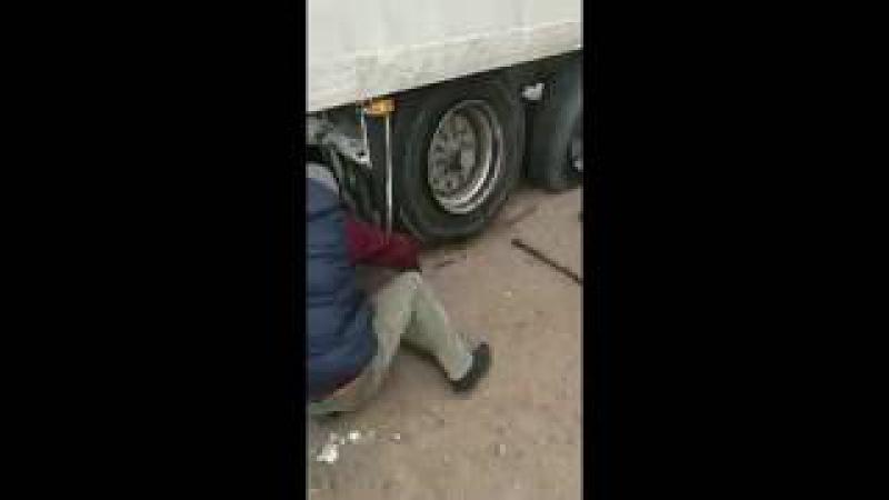 Ограбления и рэкет на дорогах