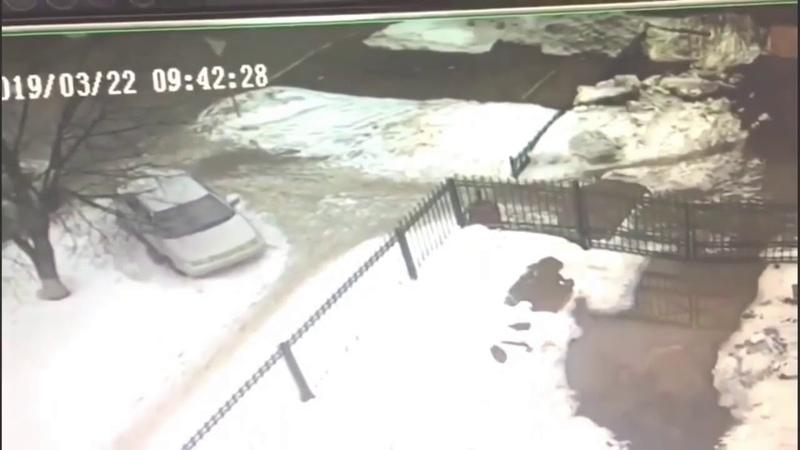 В Нижнекамске преступник зарезал полицейского Ни разу не постанова