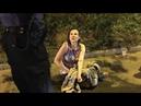Сєпарська білочка дуже міцно взяла Евеліну Обережно багато нецензурної лайки 18
