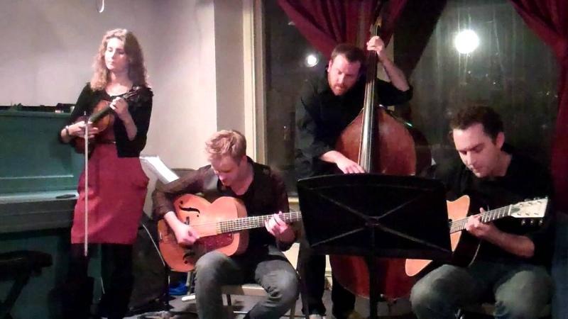 Django's Castle Belleville Gypsy Jazz Ensemble