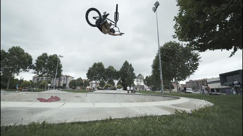 Sergio Layos - One Minute Run: Miranda - Flybikes insidebmx