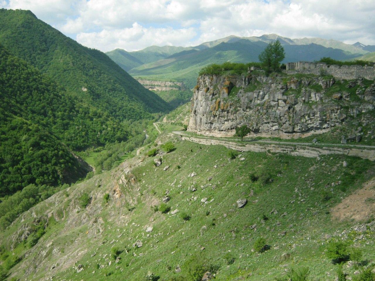 окраина Карватжара