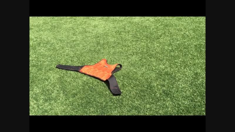 Жилет утяжелитель PURE2IMPROVE WEIGHTED VEST 4,5 кг