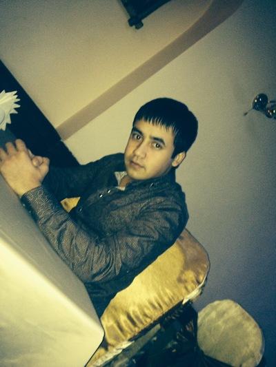 Алишер Ахмедов, 20 июля 1998, Черкесск, id229431446