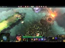 Dota 2 Invoker Wars Gameplay
