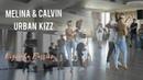 Melina Calvin - Urban kizz footwork and turn - Zagreb Kizomba Passion 2018