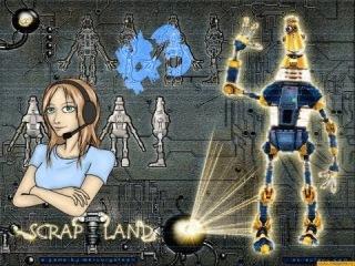 МЫ УБИЛИ БЕРТО! :D - Scrapland:Хроники Химеры #3