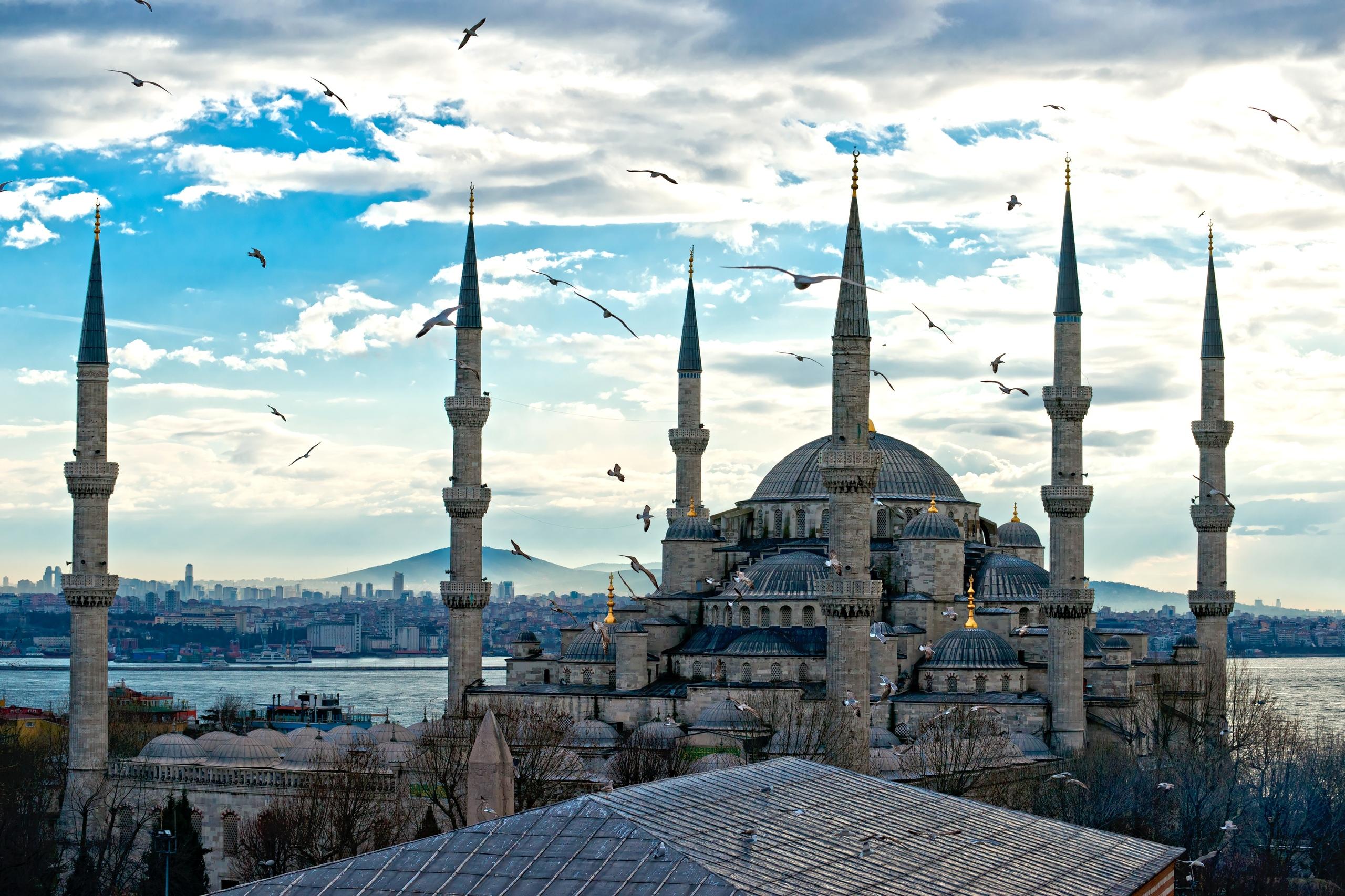 BTsEAGWaOIQ Стамбул достопримечательности столицы Турции.