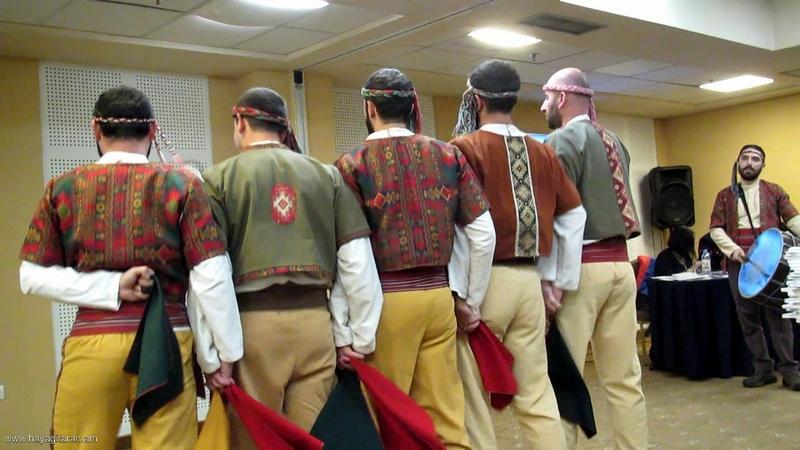 Masunq Folk Ensemble - Bulankhi qochari / ՄԱՍՈՒՆՔ - Բուլանըխի քոչարի