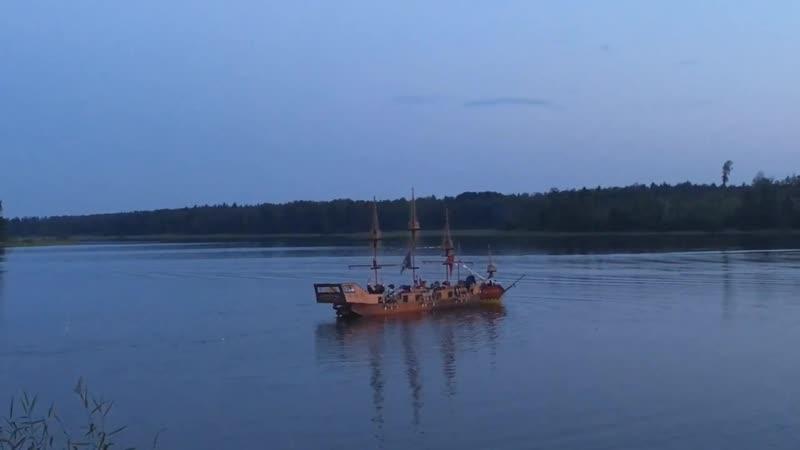 Случай на Пираты Карибского Моря X