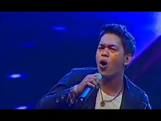 Agus Hafiluddin - Here Without You ( 3 Doors Down ) : X Factor Indonesia ( Bootcamp )