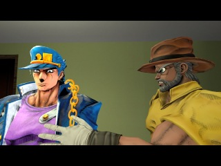 Vinesauce Animated - Jojo's Bizarre Business (GMOD)