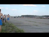 Toyota MR2 vs Jeep Grand Cherokee SRT 8 (Игрушка супруги) Рязань, открытие Drag Master 24/05/2014