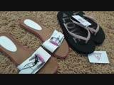 вьетнамки GUESS ОРИГИНАЛ!!! Маркировка S (35-36 размер) И Сандалии из натуральной кожи REPLAY ОРИГИНАЛ! размер 36