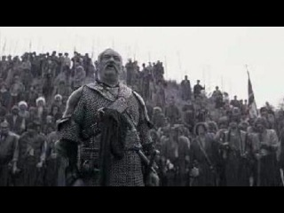 Сцена из фильма Тарас Бульба