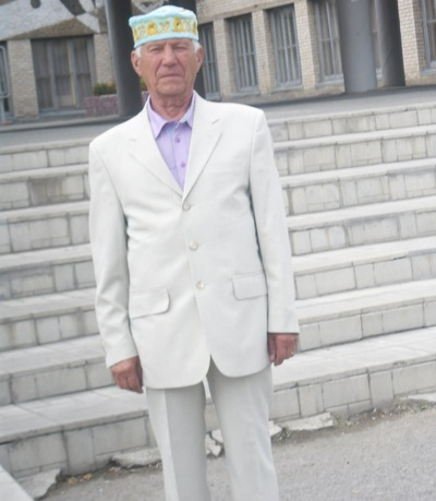 Хисам Фарвазтриков, 17 июля 1940, Советский, id187666316