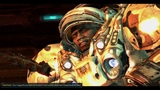 StarCraft 2 Wings of Liberty - Card To Play (Cinematic)
