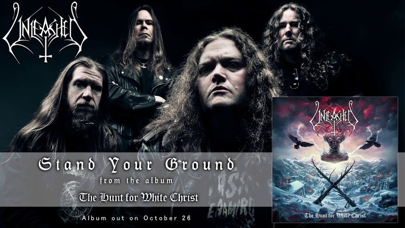 UNLEASHED - Stand Your Ground (Official Audio)   Napalm Records