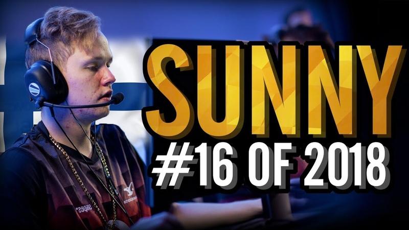 SuNny - HLTV.org's 16 Of 2018 (CS:GO)