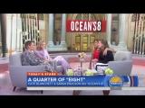 Кейт Бланшетт и Сара Полсон на утреннем телешоу «Today» 5/06/2018