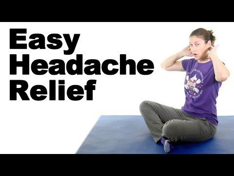 7 Best Headache Relief Treatments - Ask Doctor Jo