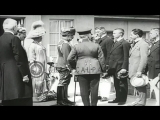 Kaiser Wilhelm II dedicates Germanys new Olympic Stadium on the 25th Anniversary...HD Stock Footage [720p]