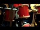 Губная гармошка и барабаны
