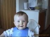 Cute babies - laughing, crying and doing all the funny stuff