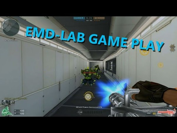 Crossfire Hero Mode EMD-LAB [Game Play] , [HD] , [With GG LM]