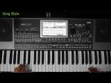 Enigma -Sadeness  Remix (Korg Pa 900) EuroDance