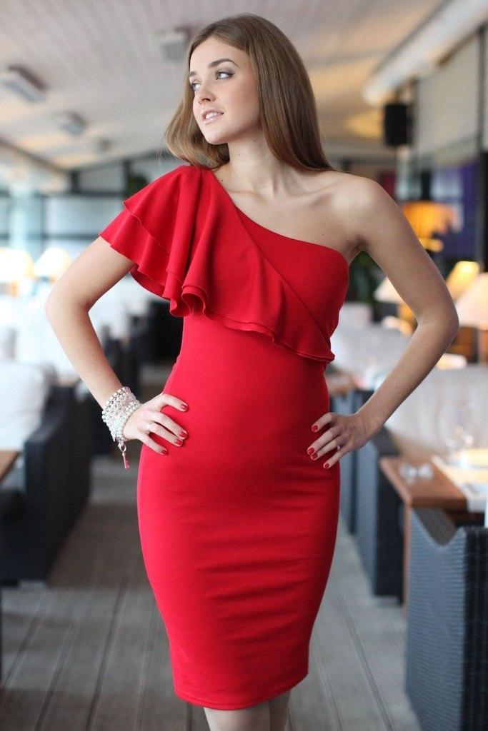 красивые длинные платья в пол