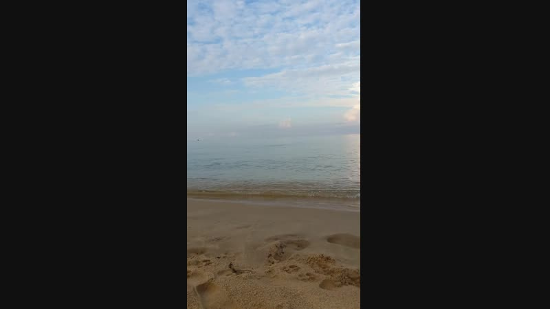 Шепот Тихого океана в Сиамском заливе