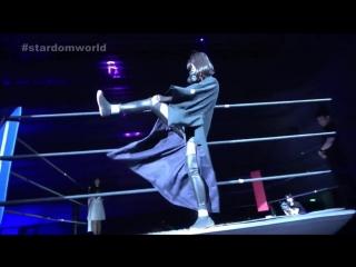 Hana Kimura vs. HZK - Stardom Dream Slam In Nagoya
