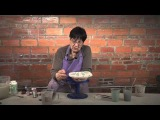 Pottery Video: Decorating with Slips, Sgraffito, Glaze and Dots | GAIL KENDALL