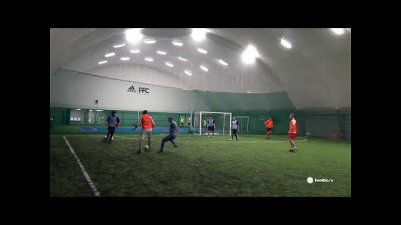 FOOTBIC.RU. Видеообзор 3.11.2017 (Метро Марьина Роща). Любительский футбол