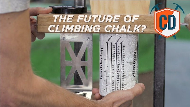Its Time To CHALK Responsibly | Climbing Daily Ep.1376
