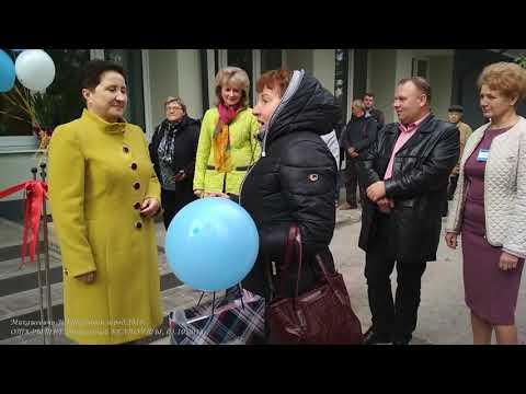 ОТКРЫТИЕ обновлённой Белпочты в Микашевичах 03 10 2018г