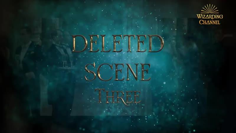 Фантастические твари: Преступления Грин-де-Вальда - Лита и Тесеус на балу волшебников | Удаленная сцена