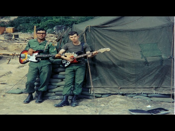 Greatest Rock N' Roll Vietnam War Music - 60's and 70's Classic Rock Songs