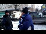 29.01.14. Про акцію ДемАльянсу на барікадах