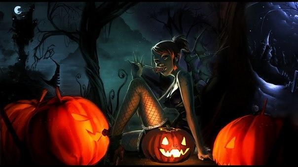 Идеи для Хэллоуина    - Страница 2 K0ryGWY5m9A