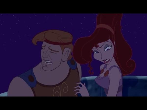 Свидание Мег и Геркулеса.