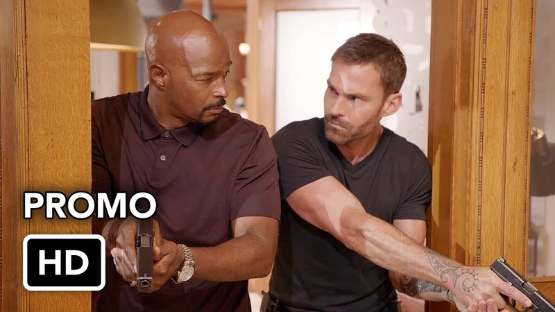 Lethal Weapon Season 3 New Partner, Still Lethal Promo (HD) Seann William Scott