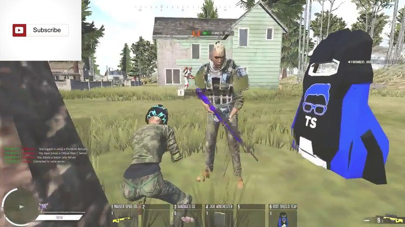 Infestation: NewZ ~ Some Twitch clips | toolbok