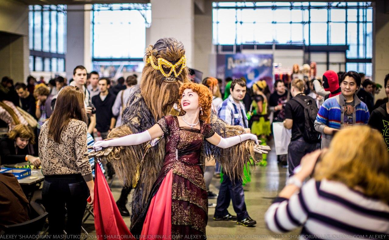 Новости Звездных Войн (Star Wars news): Первые фото с AVA Expo