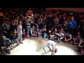 YOLKA 2013 | BGIRL KIDS | SEMIFINAL 2