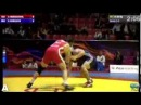 D.MARSAGISHVILI(GEO)-D.KURUGLIEV(RUS) Bronze Final - 84 kg GOLDEN GRAND PRIX 2013 Baku